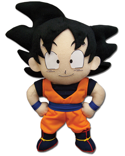 Dragon Ball Z Goku 8 Inch Plush