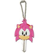 Sonic Classic Amy PVC Key Cap