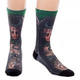 Suicide Squad Enchantress Sublimated Crew Socks