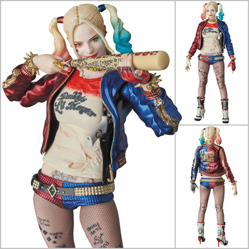 Suicide Squad Harley Quinn 6 Inch Figure