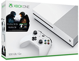 Microsoft Xbox One S 500GB Halo Collection Bundle