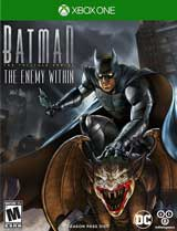 Batman: The Enemy Within Telltale Series