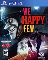 PS4 We Happy Few Boxart
