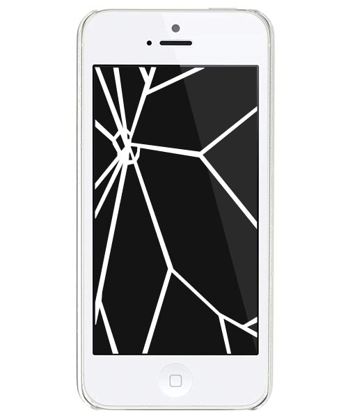 iPhone 6 Plus Repairs: Glass & LCD Replacement Service White