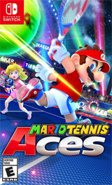 NSW Mario Tennis Aces Boxart