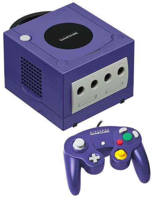 Nintendo GameCube System Trade-in Indigo