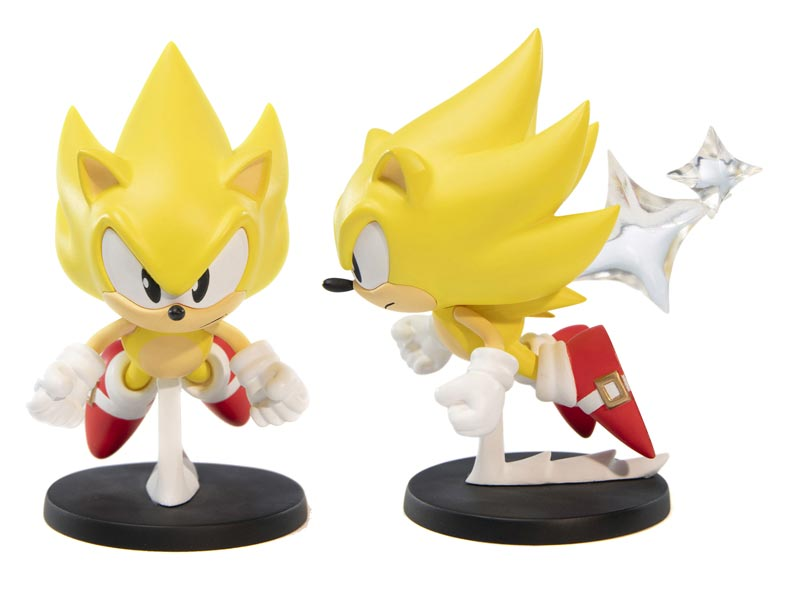 Sonic the Hedgehog Super Sonic PVC Figure additional angles