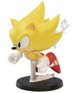 Sonic the Hedgehog: Super Sonic PVC Figure
