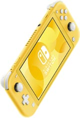 Nintendo Switch Lite System - Yellow