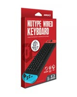 Nintendo Switch NuType Wired Keyboard