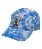 Nickelodeon SpongeBob SquarePants Tie Dye Dad Hat