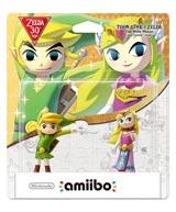 amiibo Toon Link & Zelda 2 Pack Wind Waker Series