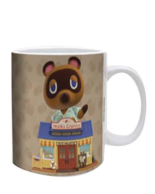 Animal Crossing New Horizons: Tom Nook Mug