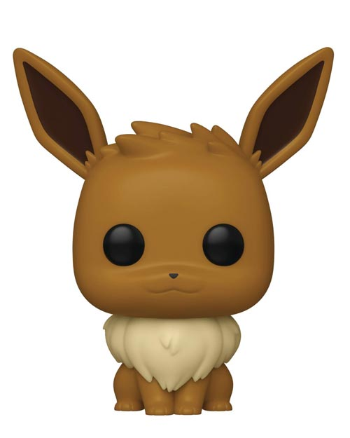 Pop Games Pokemon Eevee Vinyl Figure