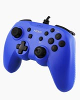 Nintendo Switch Prime Wired Controller Blue Nyko