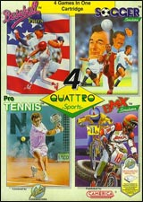 Quattro Sports 4 Games in 1