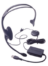 PS2 USB Headset by Sony