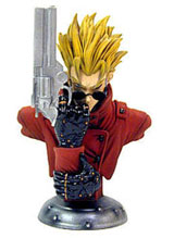 Trigun Vash Resin Bust