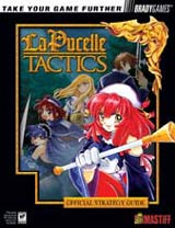 La Pucelle: Tactics Official Strategy Guide