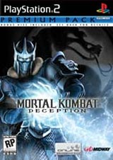 Mortal Kombat Deception Premium Pack