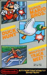 Super Mario Bros. / Duck Hunt / World Class Track Meet