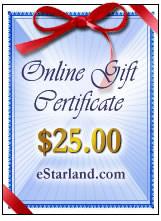 Online Gift Certificate $25
