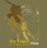 InuYasha Dragon T-Shirt (XXL)
