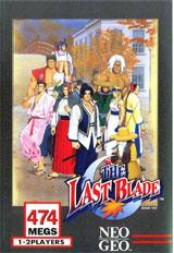 Last Blade Neo Geo AES
