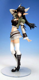 Shining Wind: Xecty Ein 1/8 Scale PVC Statue