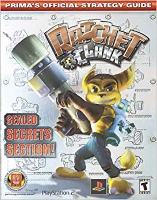 Ratchet & Clank Official Strategy Guide