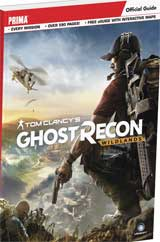 Ghost Recon Official Strategy Guide Book