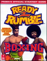 Ready 2 Rumble Boxing Official Strategy Guide Book