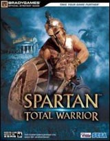 Spartan: Total Warrior Official Strategy Guide Book