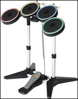 Rock Band 2 Drum Set