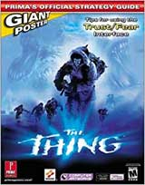 Thing, The Official Strategy Guide Book