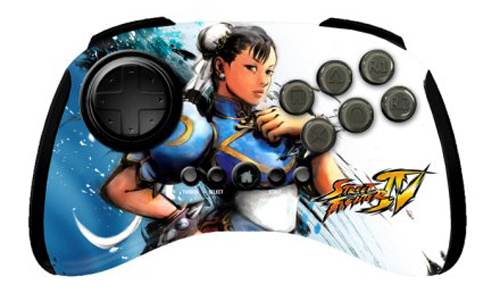 PS3 Street Fighter IV FightPad - Chun-Li