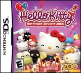 Hello Kitty Birthday Adventures