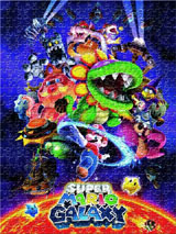 Super Mario Galaxy 550-piece Puzzle