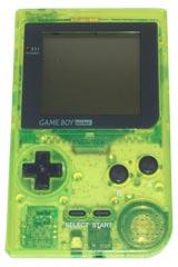Nintendo Game Boy Pocket System Extreme Green