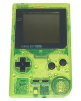 Nintendo Game Boy Pocket System Extreme Green