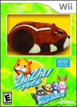 Zhu Zhu Pets Featuring the Wild Bunch Limited Edition
