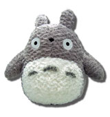 My Neighbor Totoro: Fluffy Big Totoro 9 Inch Plush