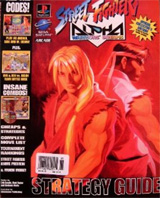Street Fighter Alpha Official Strategy Guide