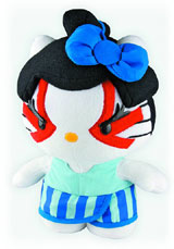 Sanrio X Street Fighter E Honda 10 Inch Plush