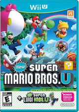 New Super Mario Bros. U + New Super Luigi. U