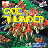 Gate of Thunder Super CD-ROM2