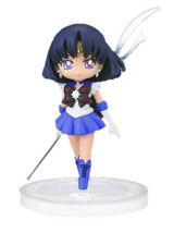 Sailor Moon Crystal Figures For Girls Volume 4 Sailor Saturn