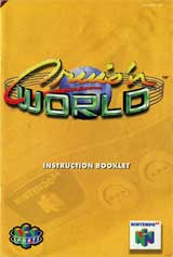Cruis'n World (Instruction Manual)