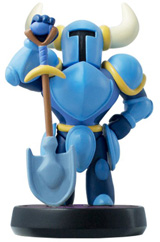 amiibo Shovel Knight Shovel Knight
