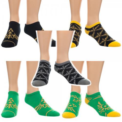 Nintendo Zelda Ankle Socks